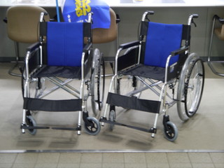 車椅子写真